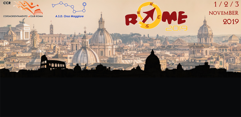 Rome Orienteering Meeting 2019